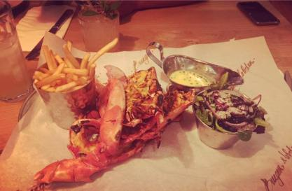 Lobster @Burger & Lobster, Holborn