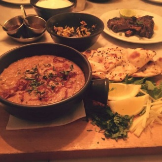 Seasonal Haleem @Dishoom, Leicester Square
