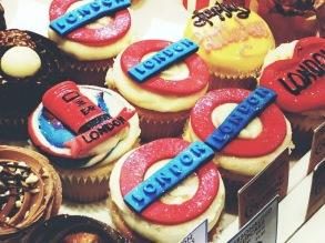 Lola Cupcakes @Topshop, Oxford Citcus