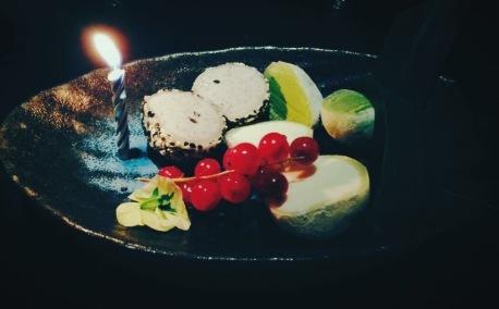 Mochi encase icecreams @Aqua Kyoto, Oxford Street