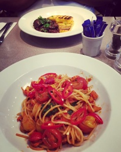Carluccios New Bond Street